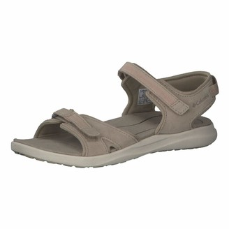 Columbia Women's Leather Ankle Strap Sandal Sport