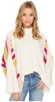 Free People Susie Swit Women's Long Sleeve Pullover