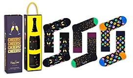 Happy Socks Celebration Socks Set of 3