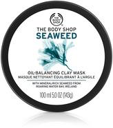 The Body Shop Seaweed Oil-Balancing Clay Mask