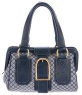 Celine Macadam Monogram Handle Bag