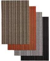"Chilewich Skinny Stripe Big Floor Mat, 36"" x 60"""