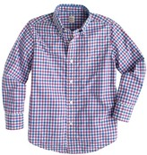 J.Crew Kids' Secret Wash shirt in tattersall