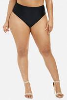 Fashion to Figure Santa Cruz High Waist Bikini Bottom