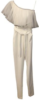 Rime Arodaky White Jumpsuit for Women
