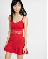Express High-waisted Flippy Skirt