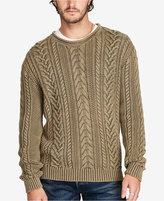 Denim & Supply Ralph Lauren Men's Cable-Knit Sweater
