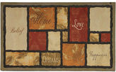 Mohawk Home Tapestry Spice Doormat