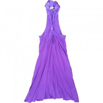 Issa Purple Silk Dresses