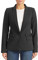 Armani Jeans Stretch Blazer Jacket