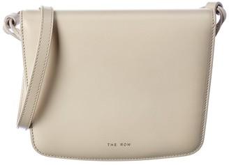 The Row Julien Leather Shoulder Bag