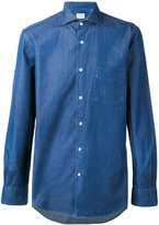 Aspesi plain shirt - men - Cotton - L