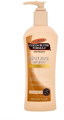 Palmers Cocoa Butter Formula Natural Bronze Gradual Tanning Moisturizer 250Ml