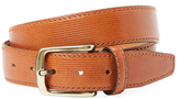 Berge Ribbed Leather Belt