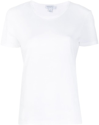 Sunspel round neck T-shirt