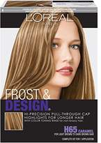 L'Oreal Frost and Design Cap Hair Highlights For Long Hair