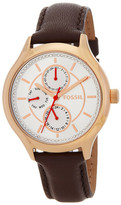 Fossil Women&s Quartz Multifunction Watch