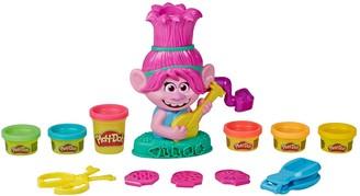 Play-Doh Trolls World Tour Rainbow Hair Poppy