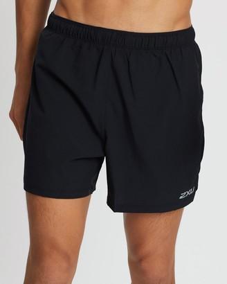 2XU XVENT 5-Inch Shorts
