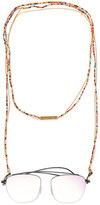 """Thumbnail for your product : Frame Chain It's a Wrap Beaded Chain, 47.6""""L"""