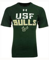 Under Armour Men's South Florida Bulls Tech T-Shirt