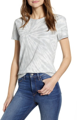Lucky Brand Tie Dye Cotton T-Shirt