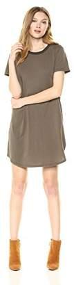 Michael Stars Women's Ringer tee Dress