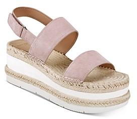 Marc Fisher Women's Gallia Espadrille Platform Sandals