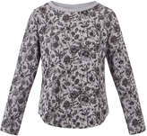 Derek Rose Cornwall Printed Loopback Cotton Sweatshirt