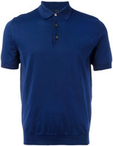 Lardini classic polo shirt - men - Cotton - 48