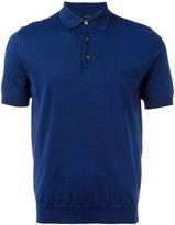 Lardini classic polo shirt - men - Cotton - 56