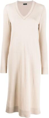 Joseph knitted cashmere dress