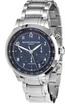 Baume & Mercier Men's MOA10066 Automatic Stainless Steel Dial Chronograph Watch