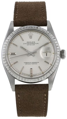 Rolex 1972 pre-owned Datejust 36mm