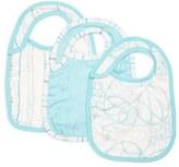 Aden Anais aden + anais 3-Pack Snap Bibs