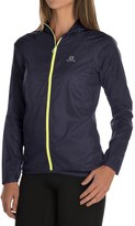 Salomon Fast Wing Hoodie - UPF 50 (For Women)