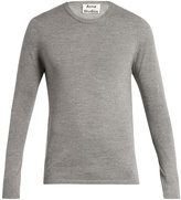 Acne Studios Kort Merino-wool Sweater