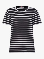 Tommy Hilfiger Essential Organic Cotton Stripe T-Shirt