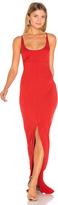 Lanston X Back Maxi Dress