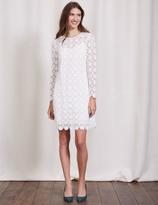 Boden Floral Lace Dress