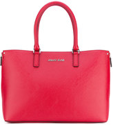Armani Jeans Shopper tote bag - women - Polyester/Polyurethane - One Size
