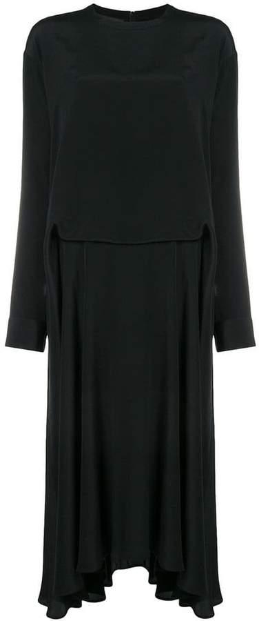 Cédric Charlier loose fit dress