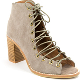 Jeffrey Campbell Cors - Lace Up Bootie