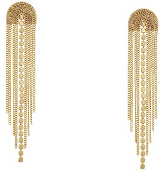Shashi Golden Waterfall Earrings (Gold) Earring