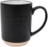 Enchante Black Coffee Mug
