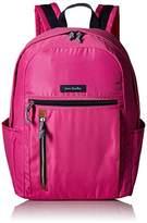 Vera Bradley Women's Lighten up Colorblock Small Backpack
