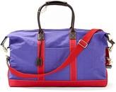 J.Mclaughlin Medium Sailcloth Duffle Bag