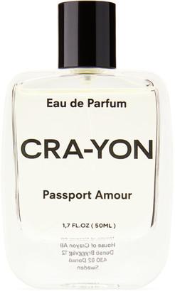 Cra Yon CRA-YON Passport Amour Eau de Parfum, 1.7 oz