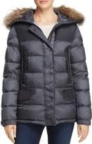 Parajumpers Lynn Fur Trim Down Coat