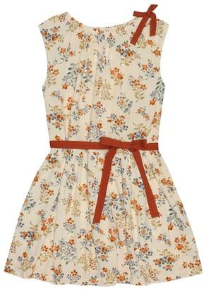 Caramel Notting Hill floral dress